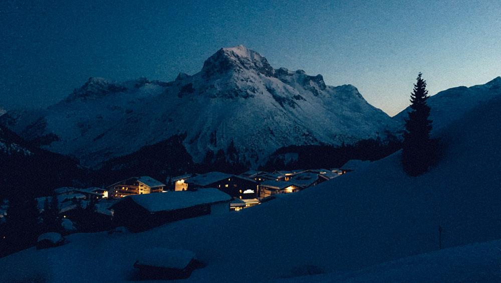 Lech am arlberg fffyeah die Schilehrer